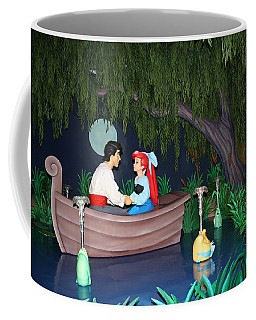 Ariel And Eric Coffee Mug by David Nicholls