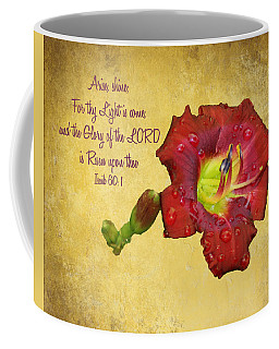 Arise Shine Coffee Mug