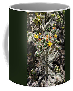 Arizona Cactus Coffee Mug