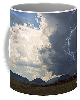 Arizona Desert Lightning  Coffee Mug