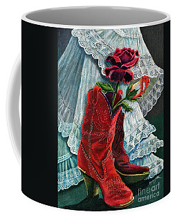 Arizona Rose Coffee Mug