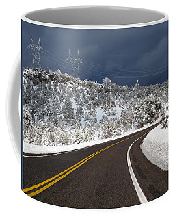 Arizona Snow 2 Coffee Mug