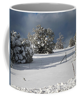 Arizona Snow 3 Coffee Mug