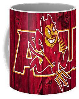 Arizona State Sun Devils Barn Door Coffee Mug