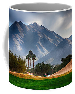 Arizona Sunrise Golfing Coffee Mug