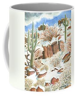 Arizona The Christmas Card Coffee Mug