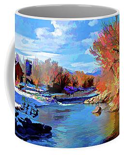 Arkansas River In Salida Co Coffee Mug