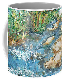 Arkansas Stream Coffee Mug