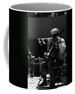 Arkestra Cellist Uc Davis Quad Coffee Mug