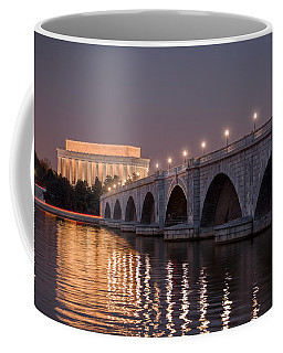 Arlington Memorial Bridge Coffee Mug