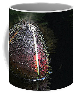 Nature's Armour Coffee Mug by Yvonne Wright