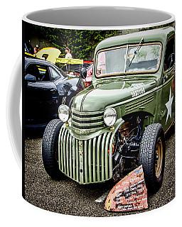 Army Truck Coffee Mug