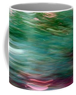 Aromatherapy Abstract Coffee Mug by Connie Fox