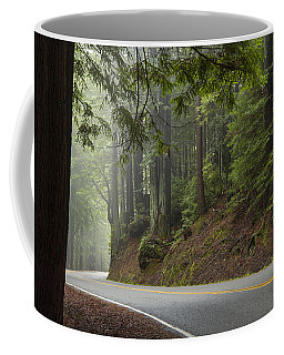 Coffee Mug featuring the photograph Around The Bend by Dustin  LeFevre