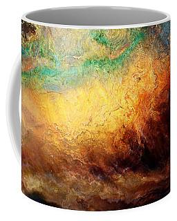 Arrival - Abstract Art Coffee Mug