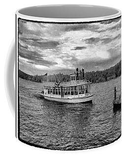 Arrowhead Queen Paddlewheel Boat Coffee Mug