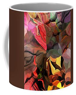 Coffee Mug featuring the digital art Arroyo  by David Lane
