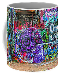 Art Alley Panorama Coffee Mug