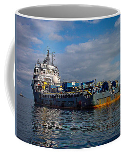 Art Carlson Coffee Mug