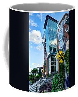 Art Crossing Coffee Mug