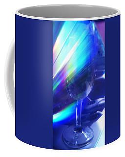 Art Glass Coffee Mug by Martin Howard