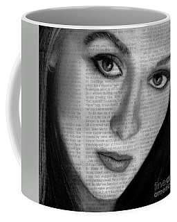 Art In The News 34- Meryl Streep Coffee Mug