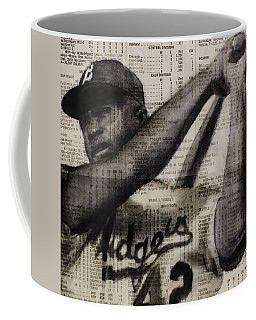 Art In Thenews 16-jackie Coffee Mug