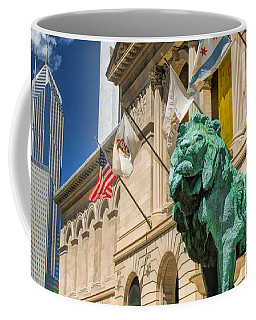 Art Institute In Chicago Coffee Mug