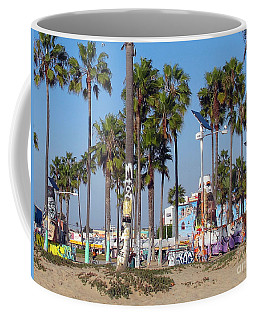 Art Of Venice Beach Coffee Mug