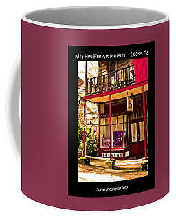 Art On River Road Locke Ca Coffee Mug