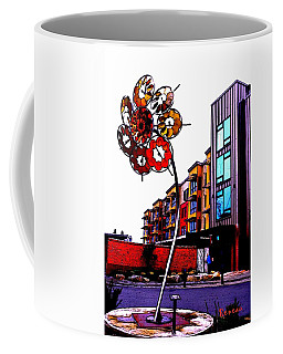 Art On The Ave Coffee Mug