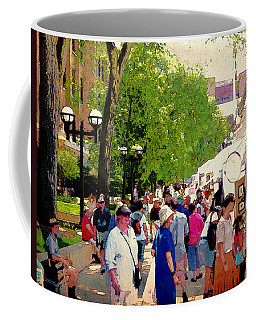 Art Patrons Coffee Mug