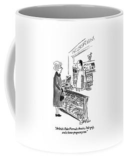 Arthritis Pain Formula Anacin Coffee Mug