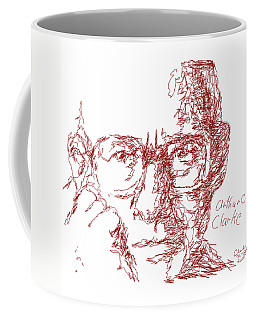 Arthur C. Clark Coffee Mug