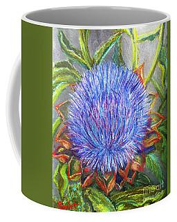 Artichoke Blossom Coffee Mug