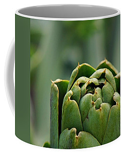Artichoke Top Coffee Mug