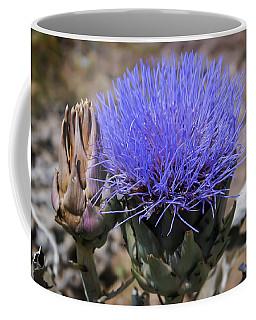 Artichoke's Flower Coffee Mug