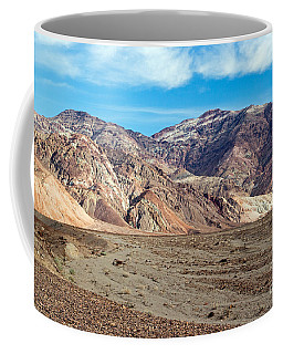 Artist Drive Death Valley National Park Coffee Mug