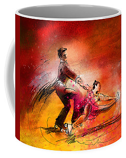 Artistic Roller Skating 02 Coffee Mug