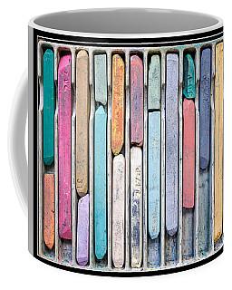 Artists Chalks Coffee Mug