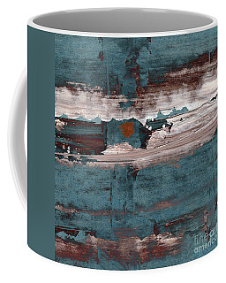 Coffee Mug featuring the painting artotem I by Paul Davenport
