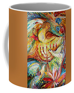 Artwork Fragment 20 Coffee Mug