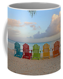 Aruba Sunrise 0746a Coffee Mug