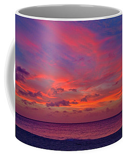 Aruba Sunset Coffee Mug