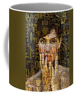 As Easy As A B C Coffee Mug
