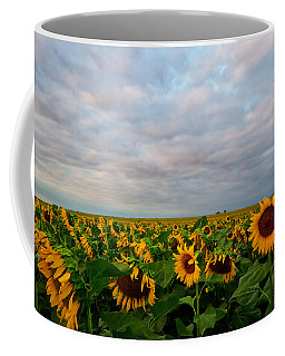 Coffee Mug featuring the photograph As Far As The Eye Can See by Ronda Kimbrow