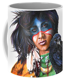 As The Crow Flies Coffee Mug