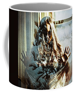 As The World Falls Down Coffee Mug by Scott Meyer