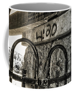 As Time Goes By Coffee Mug by Susan Capuano