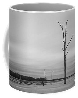 As Time Passes By Coffee Mug